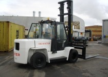 Hyster 7T Forklift - MTM Equipment Perth